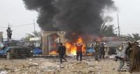 قتلى وجرحى بانفجار عبوة ناسفة في البكرية وتفجير منزل مفخخ في عرب جبور