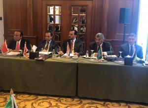 رئيس مصرف التنمية الدولي يفوز بعضوية مجلس عربي