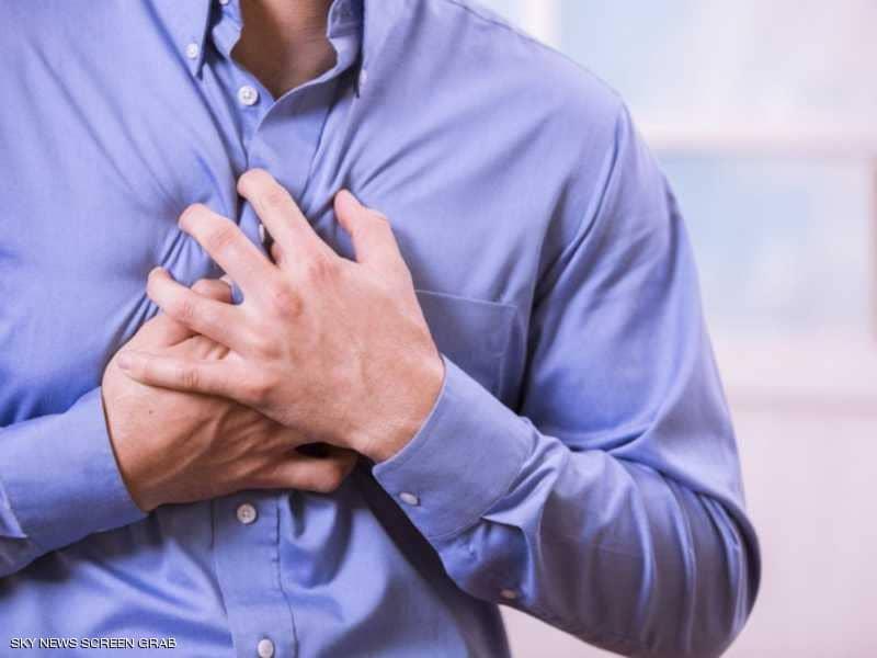 """أعراض """"غير مألوفة"""" للنوبة القلبية"""