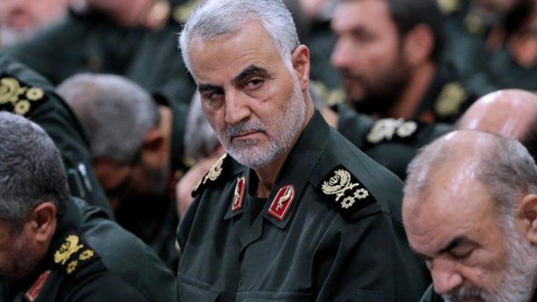 """بعد غلقه حساب سليماني ..  """"انستغرام"""" يعلن حربه على الحرس الثوري الايراني"""