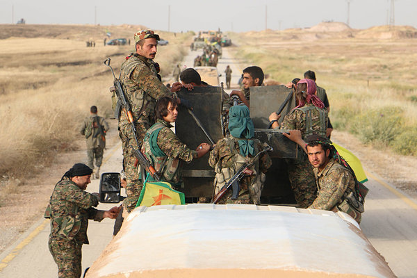 الهجرة النيابية تطالب بكشف مصير 600 معتقل اختطفته القوات الكردية