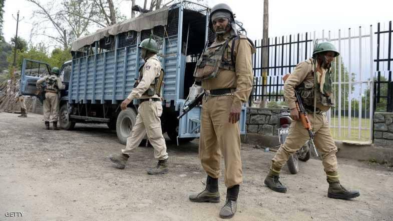 اتفاق على تجنب تبادل إطلاق النار في إقليم كشمير بين الهند وباكستان