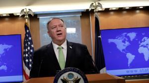الخارجية الأمريكية: نطالب إيران بالتوقف عن مساعدة أطراف ثالثة في العراق