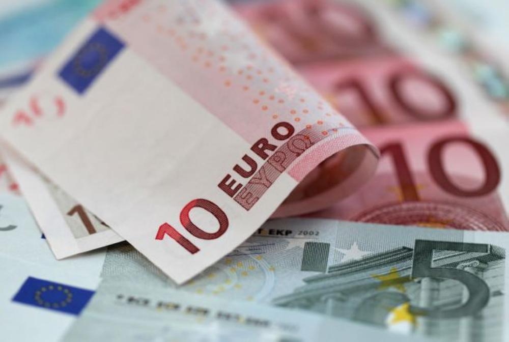 اليورو قرب أقل مستوياته منذ 7 أسابيع