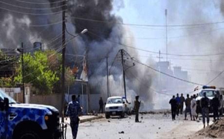 مقتل جندي واصابة أربعة آخرين جراء انفجار عبوة ناسفة جنوبي بغداد