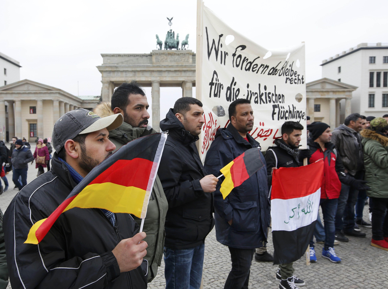 عراقيون بعد العودة من ألمانيا كيف ينظرون لحياتهم الجديدة؟