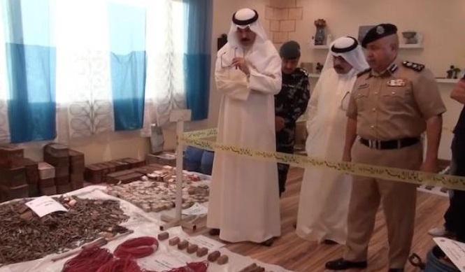 القبض على 12 مطلوبا هاربا في أماكن متفرقة من الكويتين المتهمين بقضية العبدلي