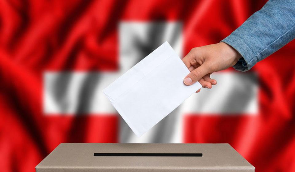 ما الغاية من الاستفتاء في سويسرا ؟