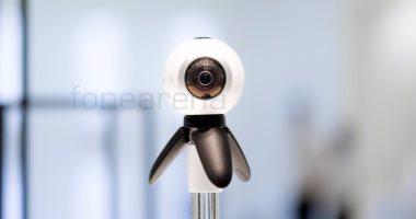سامسونج تستعد للكشف عن كاميرا واقع افتراضى جديدة مع هاتف S8