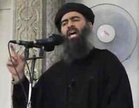 البغدادي يصل الى الموصل قادما من الرقة