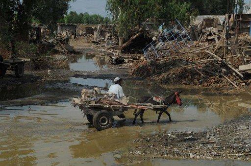 فيضانات تودي بحياة 22 شخصا في شمال كابول