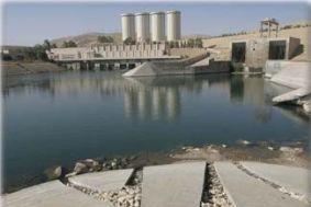 الموارد المائية تأمن سد الموصل وقريبا سيتم صيانته