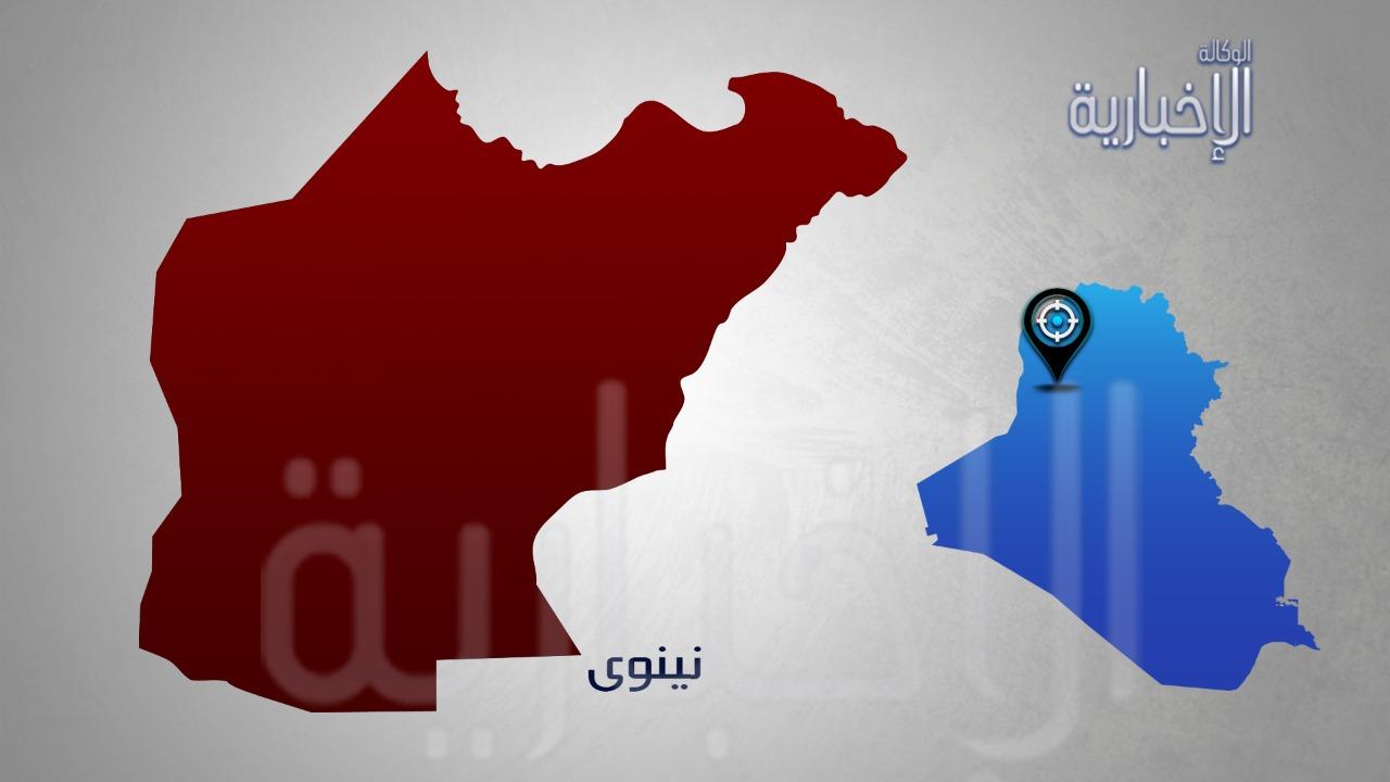 القبض على داعشي بديوان الجند في ايمن الموصل