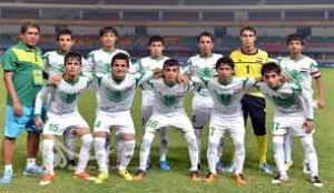 منتخب أشبال العراق بكرة القدم يقيم معسكر تدريبي للفريق في الديوانية