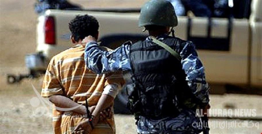 القبض على احد الارهابيين المطلوبين للقضاء في الأنبار