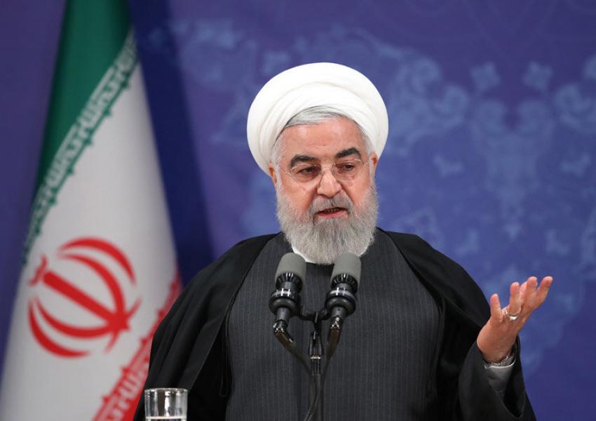 روحاني: هذا العام لا توجد مسيرة للأربعين باتجاه العراق ..  الحدود مغلقة