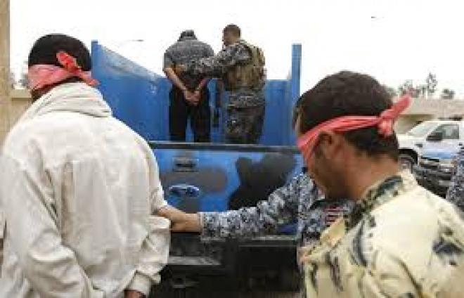 القبض على مطلوبين اثنين احدهما متهم بالإرهاب غربي بغداد