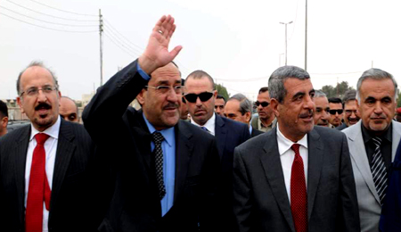 National Alliance - the replacement scenario Abadi is ready and behind Abdul Samad alternative