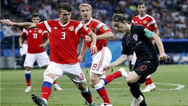 """إنجلترا وكرواتيا .. فرصة """"مودريتش"""" الذهبية لتحطيم """"سوكر"""""""