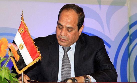 الرئيس المصري يصادق على القانون الخاص بمنح الجنسية المصرية