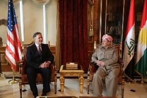 Washington threatens Barzani - military support in return for reducing the demands of the Kurds to form a government