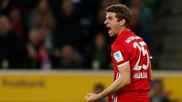مولر: منتخب ألمانيا الحالي أفضل من 2014