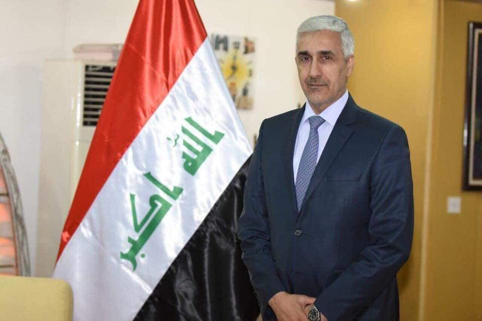 وزير الشباب: تأهل الشرطة والجوية يؤكد علو كعب الكرة العراقية ومكانتها عربياً