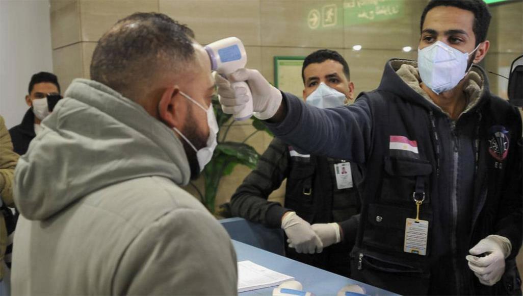 حالة وفاة و40 إصابة جديدة بكورونا في مصر
