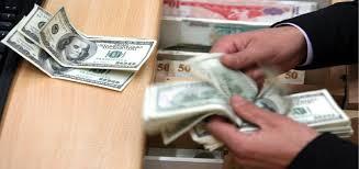 ارتفاع سعر صرف الدولار في الاسواق المحلية