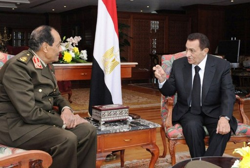 طنطاوي يدلي بشهادته في إعادة محاكمة مبارك بقضية قتل المتظاهرين