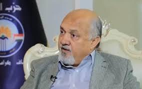 """الجبوري: الميليشات الولائية تحاول احداث مشاكل وفوضى بسبب موقف ايران المعارض لـ """"حكومة الزرفي"""""""