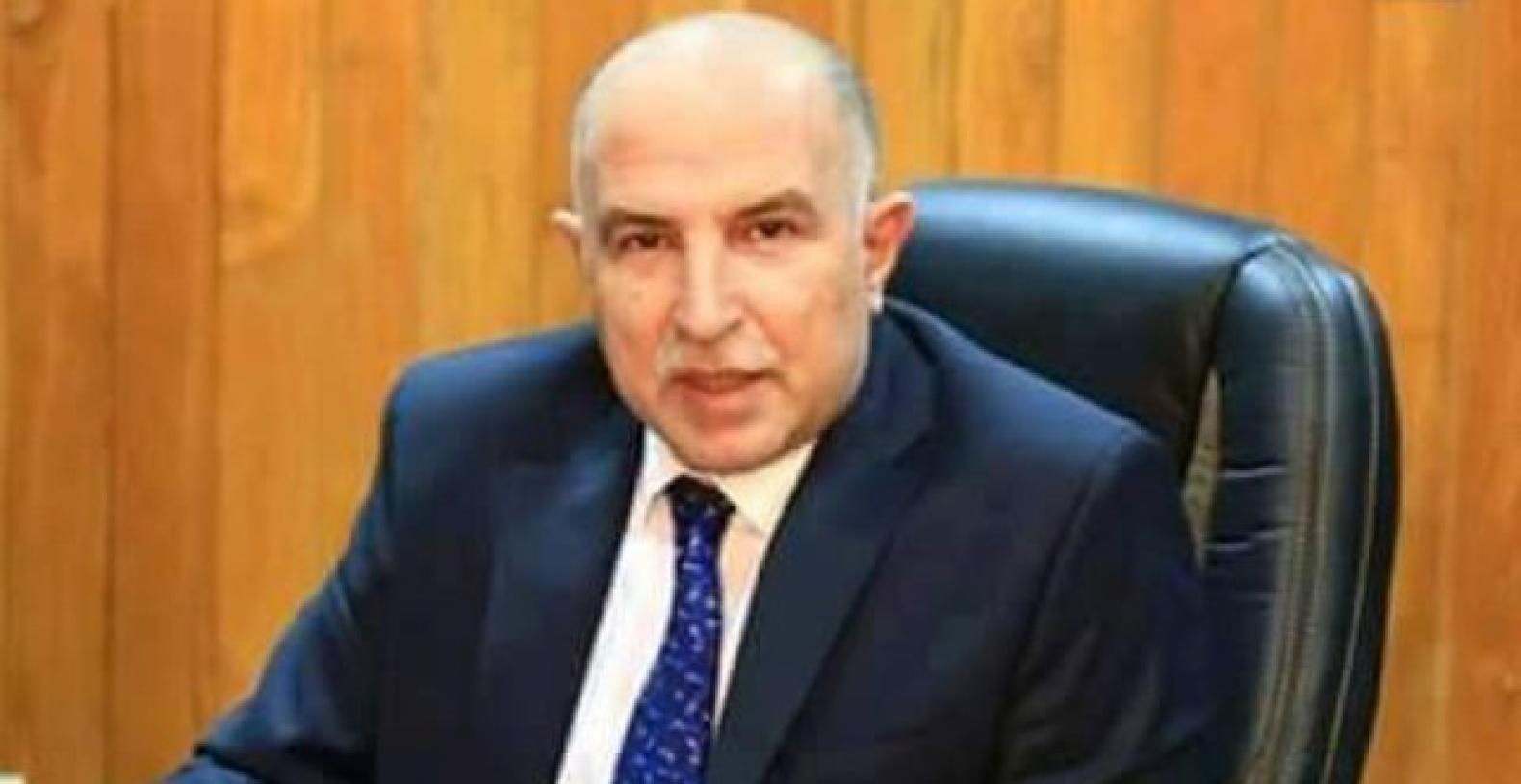العاكوب يبلغ مجلس نينوى بامتناعه عن تقديم استقالته
