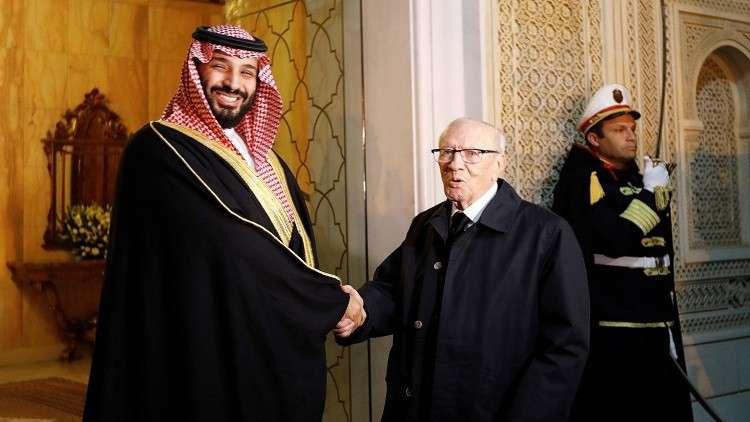 تونس تحصل على 500 مليون دولار من السعودية