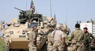فصيل عراقي مسلح يعلن قصفه مواقع اميركية عسكرية داخل سوريا