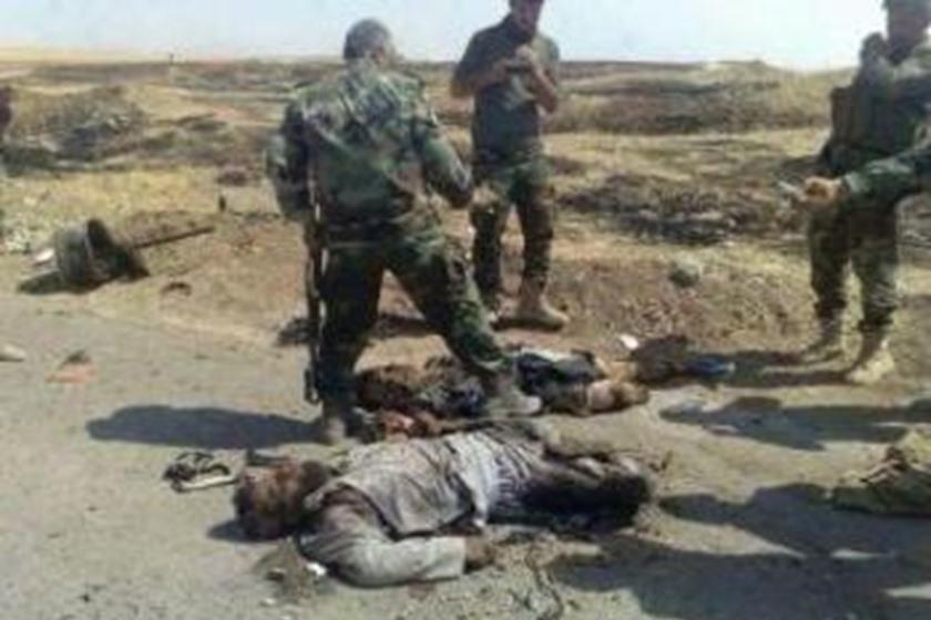 مقتل 6 دواعش في إحباط عملية تسلل للتنظيم شمال ديالى