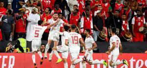 ايران تهزم عمان وتبلغ ربع نهائي كأس آسيا