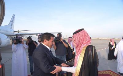 الأعرجي ينهي زيارته للسعودية بعد زيارة دامت يومين