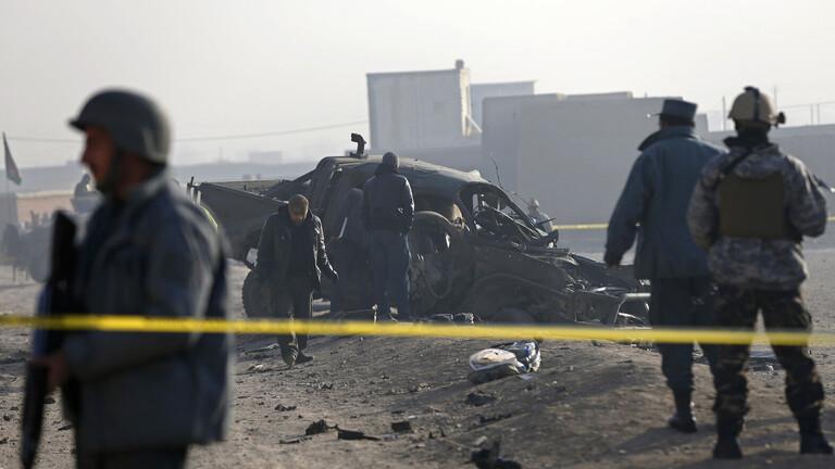 انفجار وسط العاصمة الأفغانية كابل بالقرب من حي السفارات