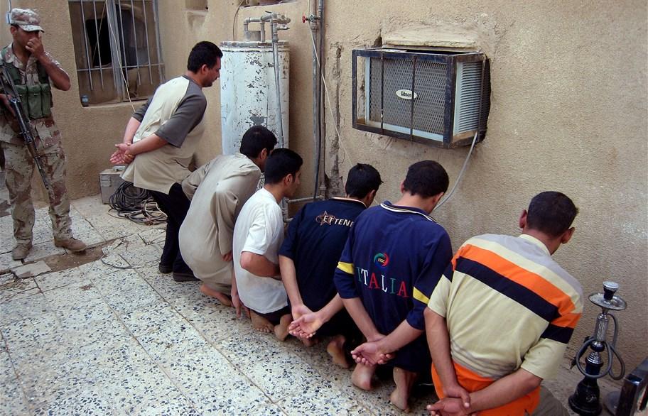 القبض على ٦ متهمين أحدهم مطلوب وفق المادة ٤ ارهاب