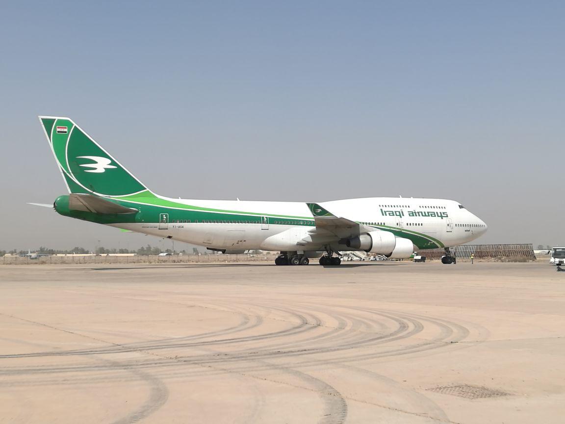 النقل تسجل تنقل 10 ملايين مسافر عبر مطارات العراق
