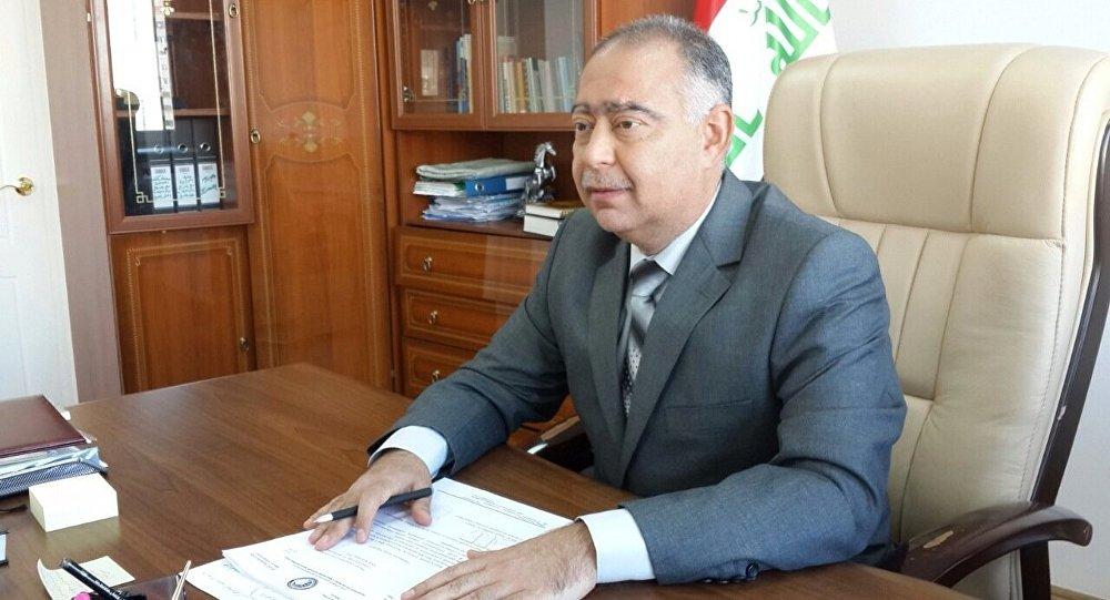 وفاة الملحق الثقافي في سفارة العراق في موسكو
