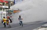 اشتباكات بين الأكراد والشرطة شرق تركيا