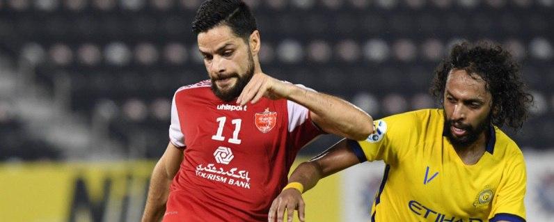 بيرسبوليس الإيراني يبلغ نهائي دوري أبطال آسيا