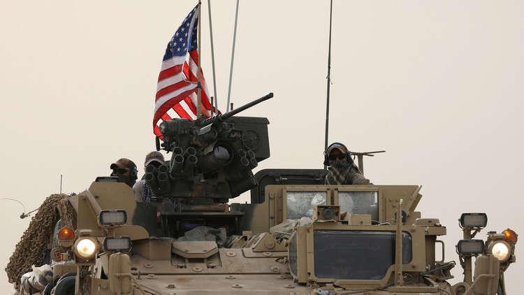 قصف صاروخي أميركي يستهدف الجيش السوري