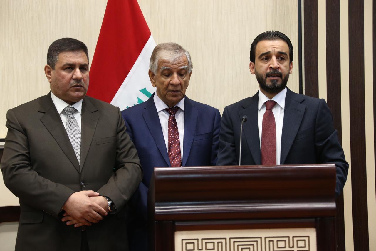 بدء جلسة مجلس النواب برئاسة محمد الحلبوسي