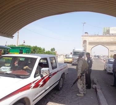 القبض على متهمين بالتلاعب بكشوفات كمركية تخص منفذ الصفرة بغداد/ JAMC