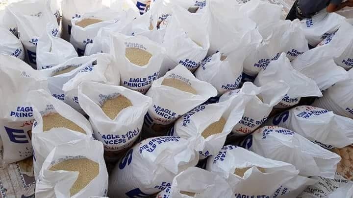 ذي قار: اتلاف أكثر من 10 طن من الرز غير الصالح للاستهلاك البشري