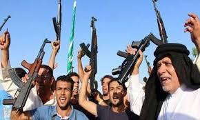 الحشد العشائري يقتل اثنين من داعش ويأسر اخرين غرب الرطبة