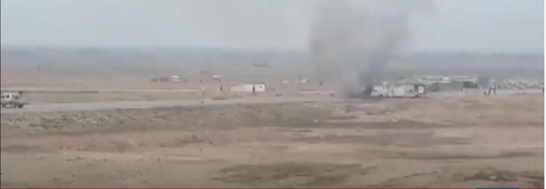 خمسة قتلى في تفجير انتحاري استهدف رتلاً أميركياً مع القوات الكردية شمال شرق سوريا