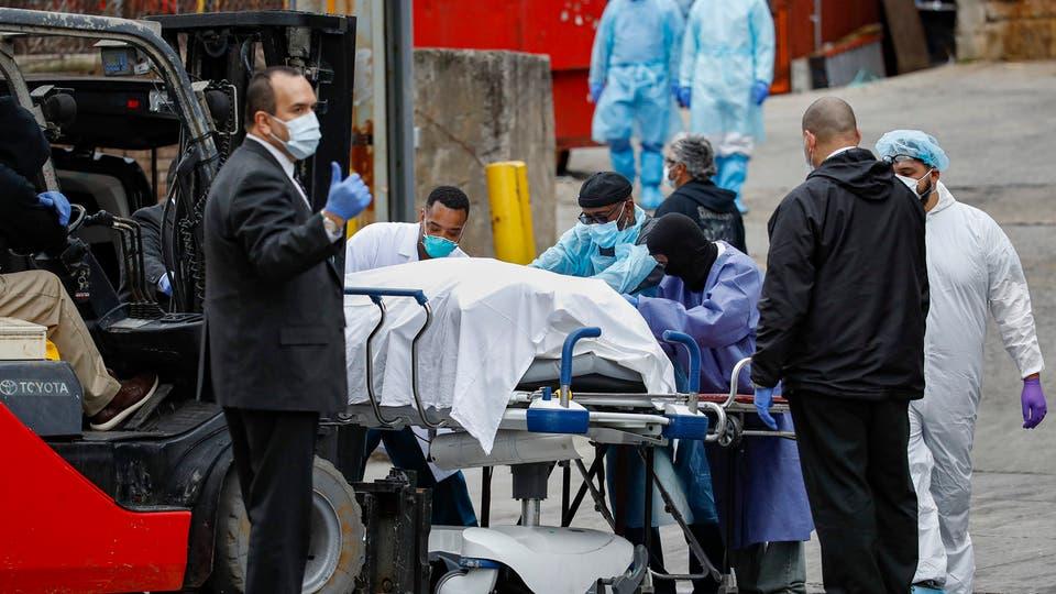 ارتفاع قياسي في إصابات كورونا لليوم الثاني بأمريكا